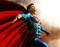 SUPERMAN 3D BASED