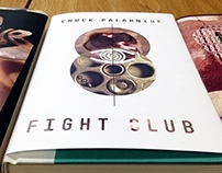Fight Club Book Covers
