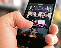 BeatsLarge Iphone Concept
