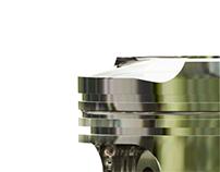 V6 Engine Design