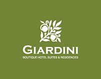 Mailing Design - Giardini
