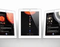 Solar System iPad App
