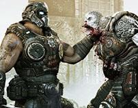 Gears of War 3/ GOW Meats