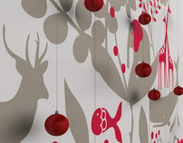 LittleLion Studio Wall Decals Catalog - Christmas 2010