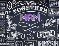 MRM Office Spirit Stop Motion Video