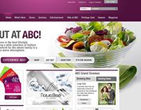 ABC Department Store, Website Re-Design