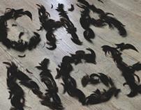 Change. (experimental typography)