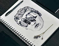 Sketchbook and works