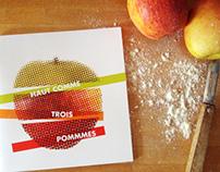 - Cook Book : Haut comme trois pommes -
