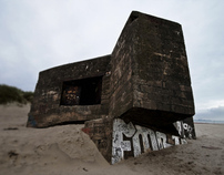 Bunker - Concrete wrecks