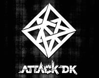 Attack DK 공연 포스터