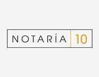 Notaría 10