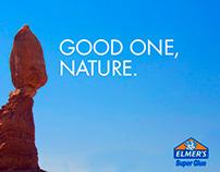 Elmer's glue one-offs
