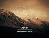 ACCRETION | Origins trailer