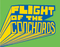 Flight of the Conchords t-shirts