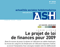 ASH - Actualités Sociales Hebdomadaires
