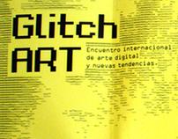 Glitch Art Event [Event Identity]