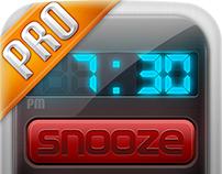 Alarm clock UI design