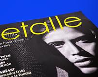"""detalle"" magazine"