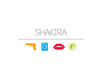 SHAKIRA - THE DISCOGRAPHY