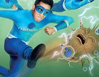 Panasonic Alowa+ Print Ad