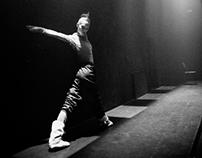 """""""Paukščiai"""" (The Birds) - dance performance"""