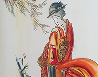 ... from my last collection of Japanese art