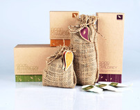 Natural Packaging for Tea