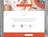 Housekitchen branding and webdesign