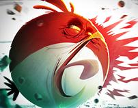 The Angry Bird