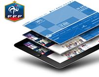 FFF WEBSITE - UX DESIGN