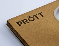 PROTT - Food Tray For The Blind