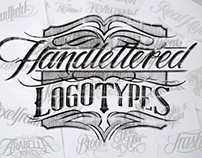 Handlettered Logotypes