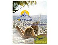Salon Advertisement Spain