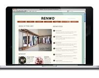 RENWO Website