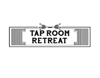 Tap Room Logo and information page