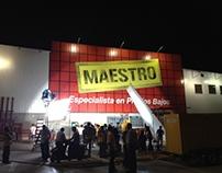 Comercial TV - Maestro