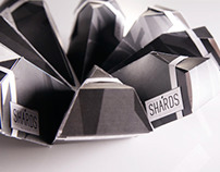 Shards - Milk Chocolate | Package Design