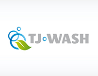 Logo - TJ WASH (freelancer)