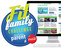 2013 Fit Family Challenge