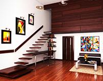 Architectural Interior Visualization