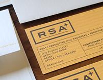 RSA+ Branding