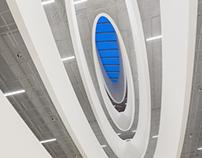 Finnish architecture - Helsinki University Library