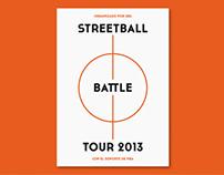 Streetball Battle Tour 2013