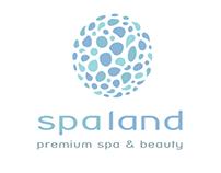 Spal Land.Premium Spa & Beauty. Logo & style