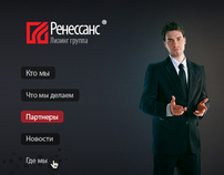 Renaissance Leasing website redesign