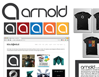 Arnold product branding