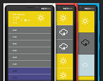 The Forecast Windows Phone App