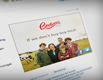 Brownes Use Buy Date Banners