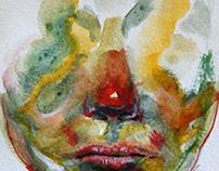 Moleskine Watercolor Notebook Sketches 2013